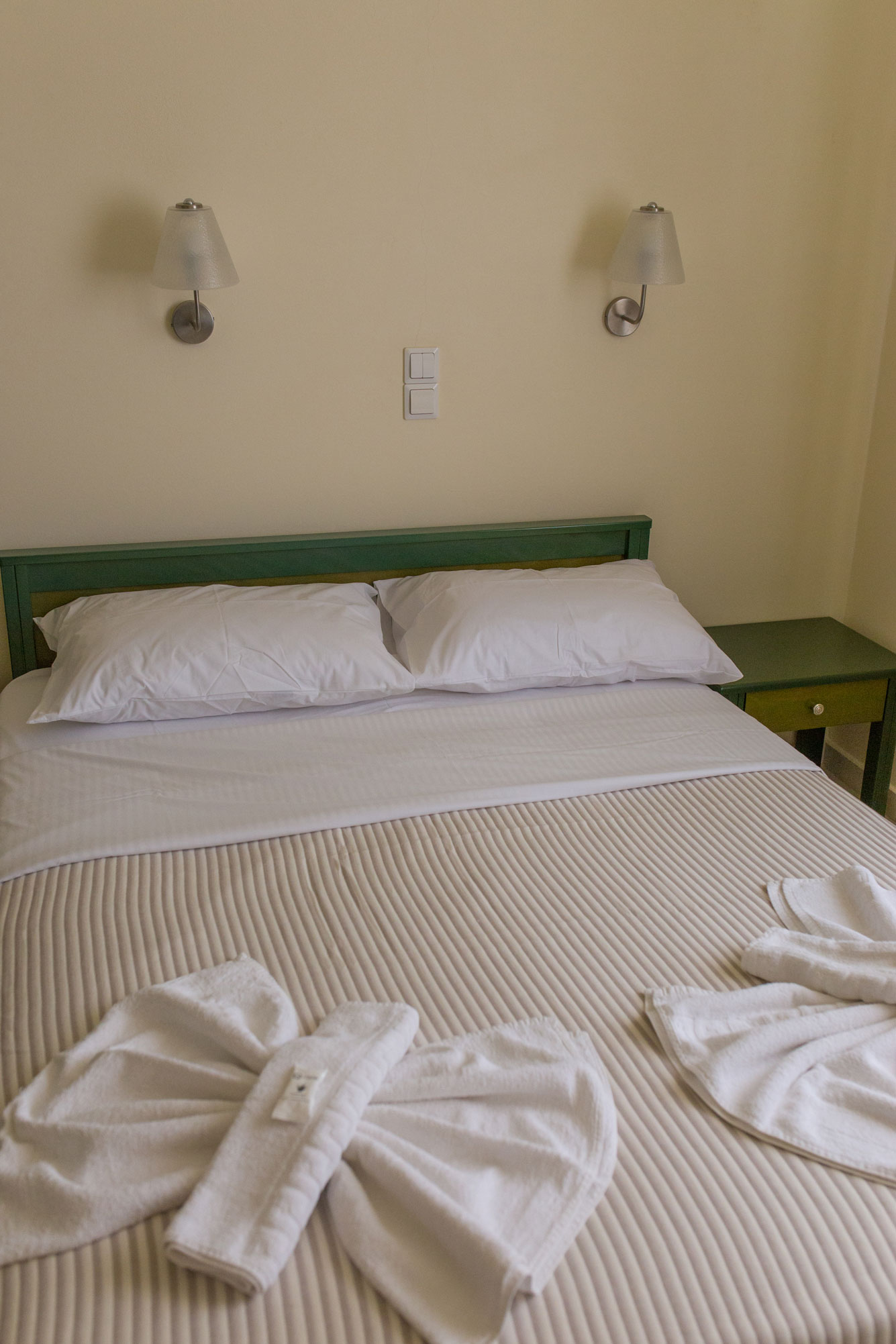 Διαμέρισμα ενός υπνοδωματίου (2 ενήλικες – 2 παιδιά)